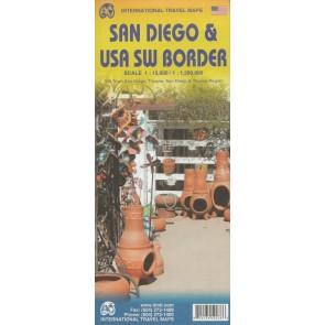 San Diego & US SW Border