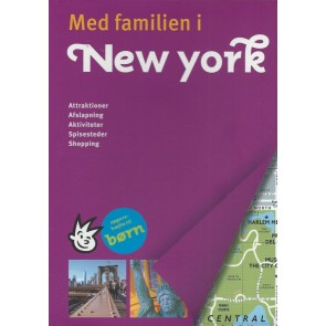 Med familien i New York