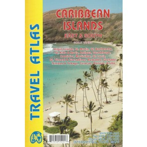 Travel Atlas Caribbean Islands East & South