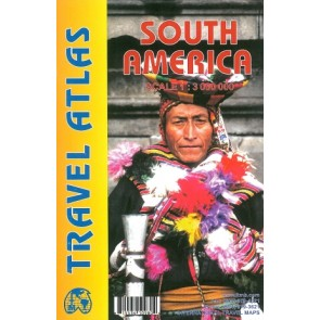 Travel Atlas South America