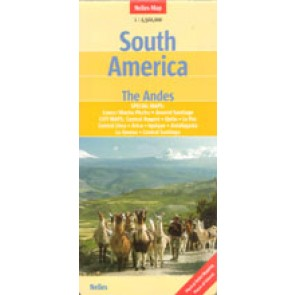 South America - The Andes