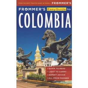 Frommer's Easy Guide Colombia