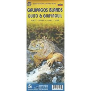 Galápagos Islands - Quito & Guayaquil