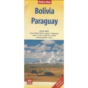 Bolivia - Paraguay
