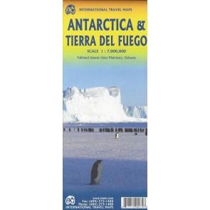 Antarctica & Tierra del Fuego