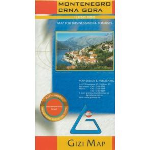 Montenegro / Northern Abania Geographical