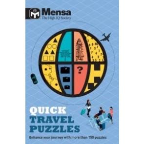 Mensa QuickTravel Puzzles