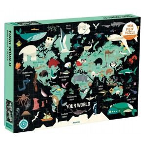Your World Puzzle (1000 brikker) - udsolgt (ingen dato)