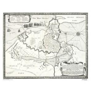 København og omegn, år 1658