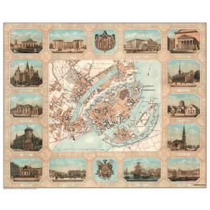 København, forstæder og omegn, 1861