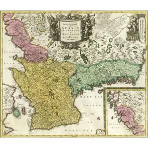 Skåne 1720