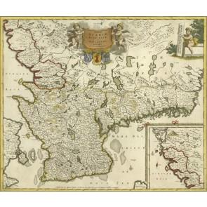 Skåne 1690