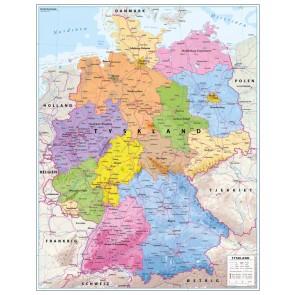 Tyskland, delstater