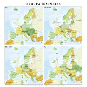 Europa Historisk