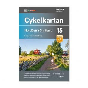 Nordöstra Småland Cykelkartan