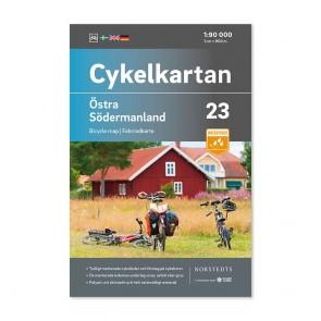 Östra Södermanland Cykelkartan