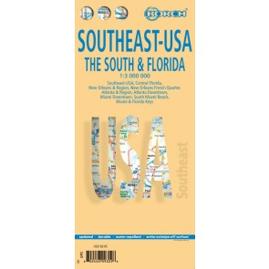 Southeast USA 6: The South & Florida
