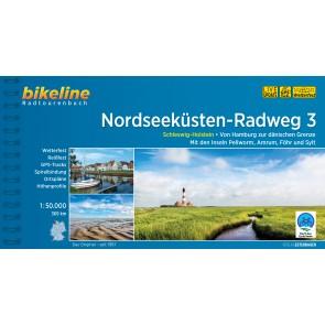 Nordseeküsten-Radweg Teil 3 - von Hamburg bis zur Dänischen