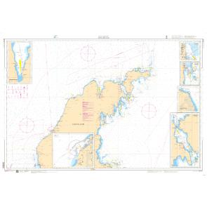 731 Gotland, North