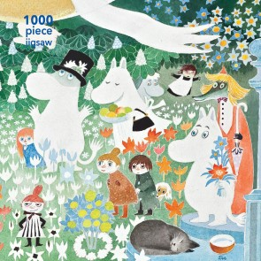 Moomin - A Dangerous Journey