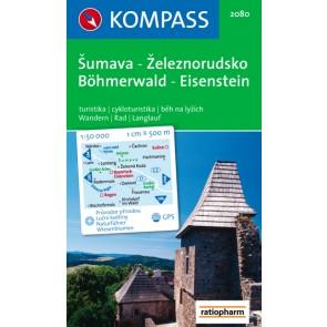 Böhmerwald, Eisenstein/Sumava, Zeleznorudsko