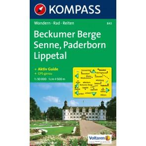 Beckumer Berge, Senne, Paderborn, Lippetal