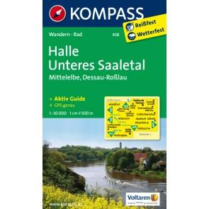 Halle, Unteres Saaletal, Mittelelbe, Dessau-Rosslau