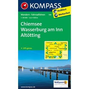 Chiemsee, Wasserburg am inn, Altötting