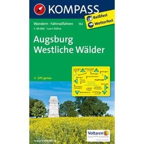 Augsburg, Westliche Wälder