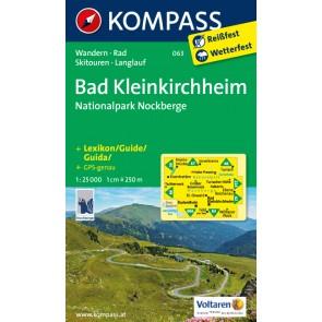 Bad Kleinkirchheim, Nationalpark Nockberge