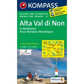 Alta Val di Non, Le Maddalene, Passo Mendola