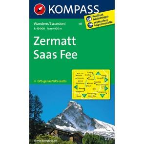 Zermatt, Saas Fee