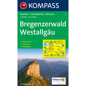 Bregenzerwald, Westallgäu