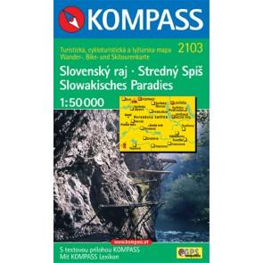 Slowakisches Paradies/Slovensky raj