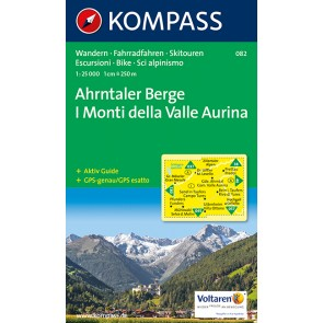 Ahrntaler Berge/I Monti della Valle Aurina