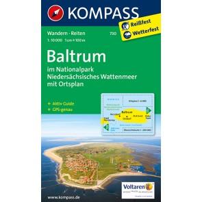 Baltrum im NP Niedersächsisches Wattenmeer