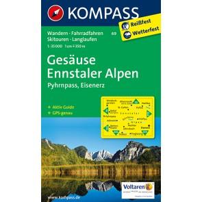 Gesäuse Ennstaler Alpen