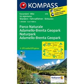 Adamello - Brenta, Parco Naturale
