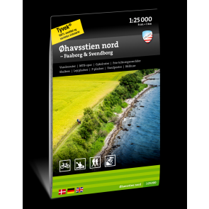Øhavsstien nord - Faaborg & Svendborg