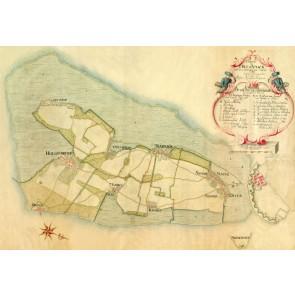 Amager i 1730'erne