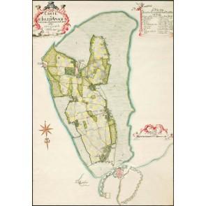 Amager i midten af 1700-tallet
