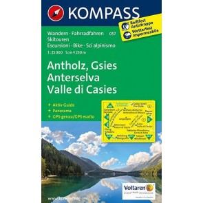 Antholz, Gsies/Anterselva, Valle di Casies