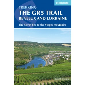 Trekking The GR5 Trail - Benelux and Lorraine