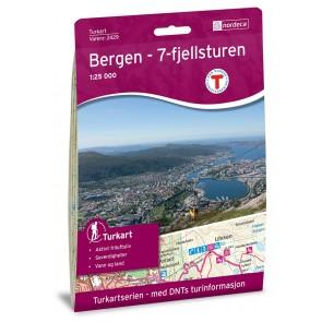 Bergen - 7-Fjellsturen