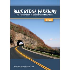 Blue Ridge Parkway fra Shenandoah til Great Smoky Mountains