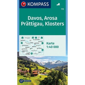 Davos, Arosa, Prättigau, Klosters