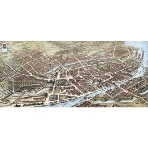 København anno 1909. Perspektiv