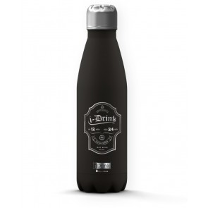 Termoflaske 500 ml Black Label