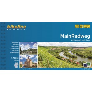Main Radweg - von Bayreuth nach Mainz