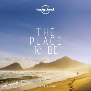Lonely Planet The Place to Be Calendar 2021